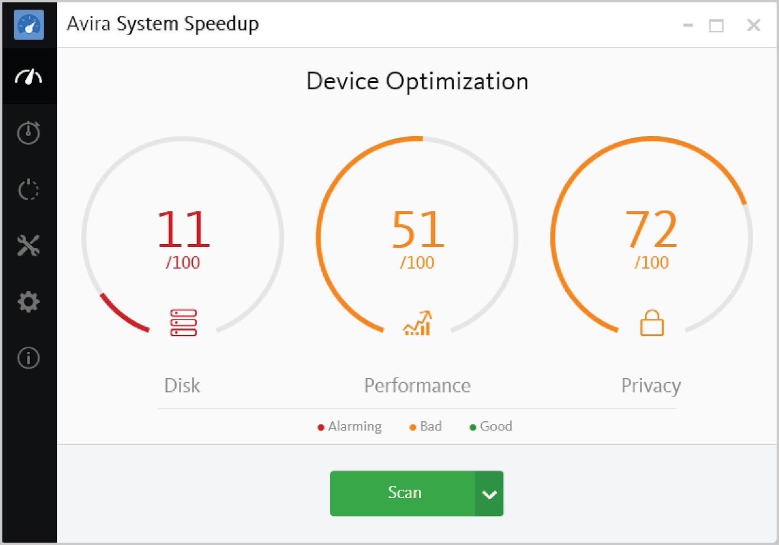 Avira System Speedup Pro windows