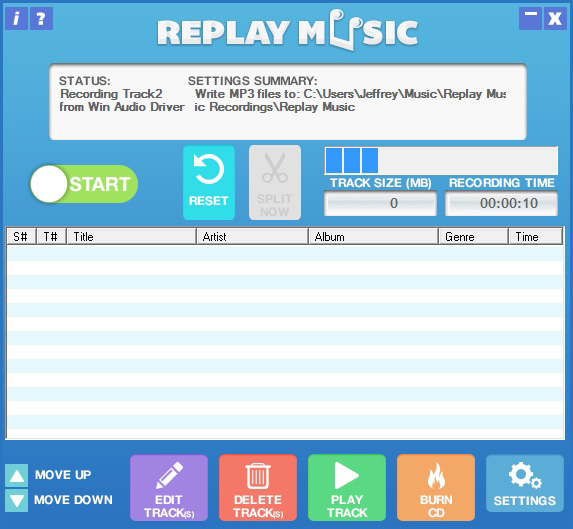 Replay Music latest version