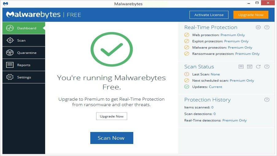 malwarebytes registration