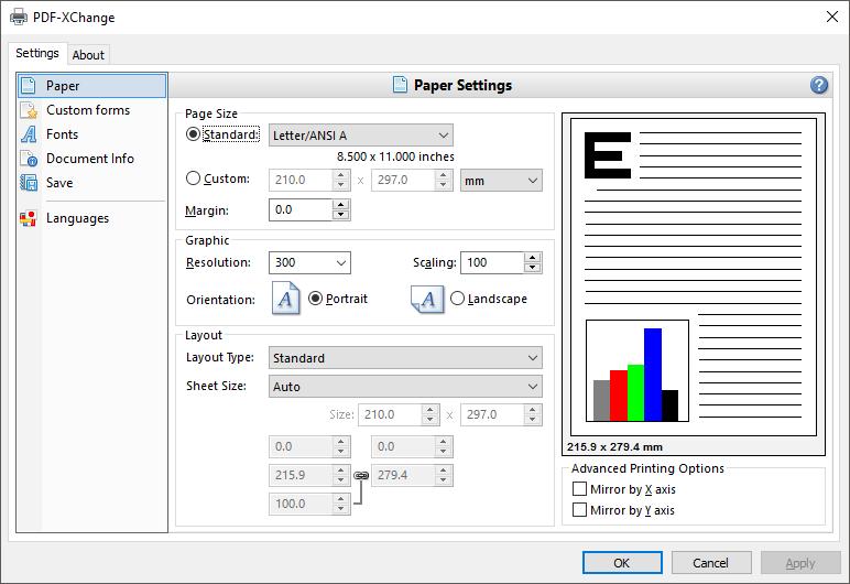 PDF-XChange Editor Plus windows