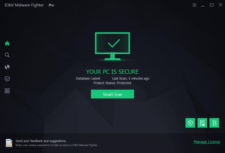 IObit Malware Fighter Pro windows