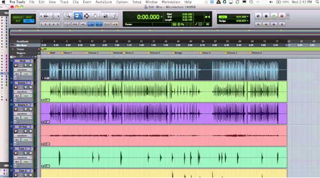 Pro Tools latest version