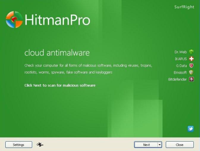 Hitman Pro windows