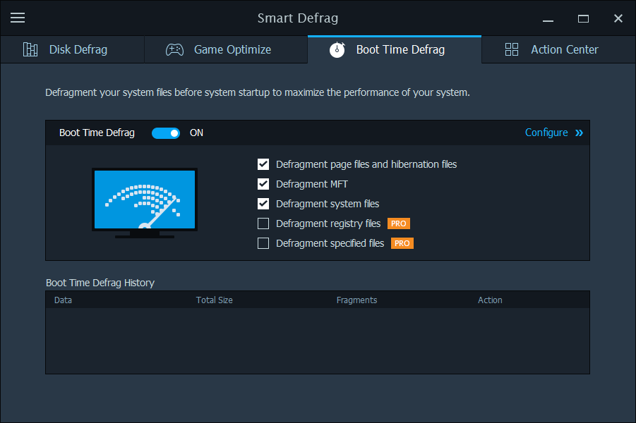 IObit Smart Defrag Pro latest version