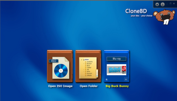 CloneBD windows