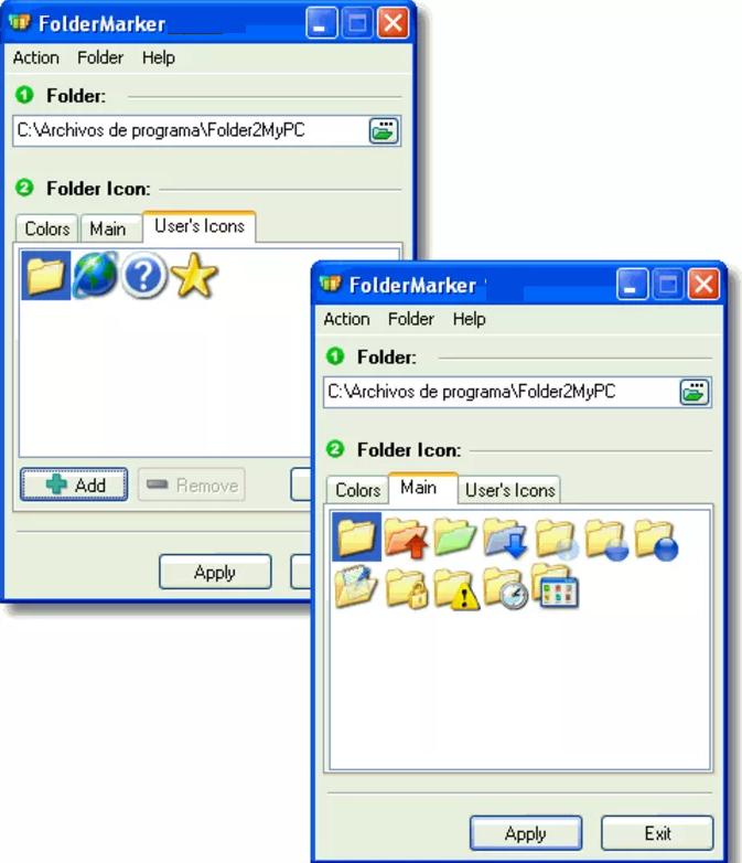 Folder Maker windows