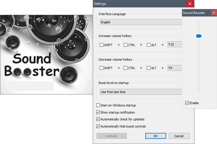 Sound Booster latest version