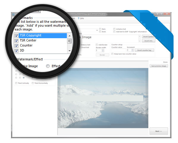 TSR Watermark Image Pro windows
