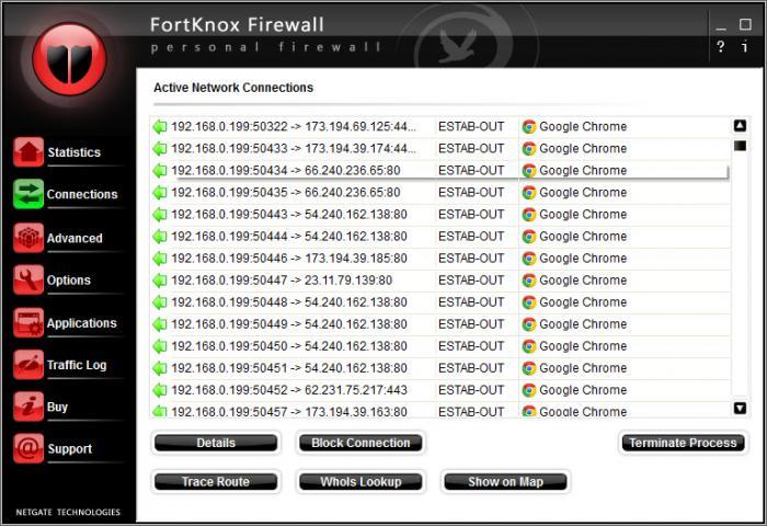 FortKnox Personal Firewall latest version