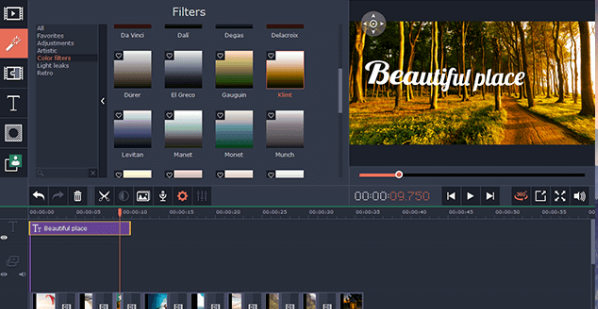 Movavi 360 Video Editor latest version