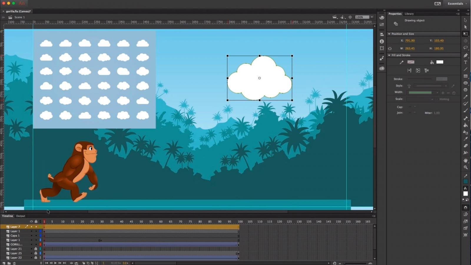 Adobe Animate CC windows