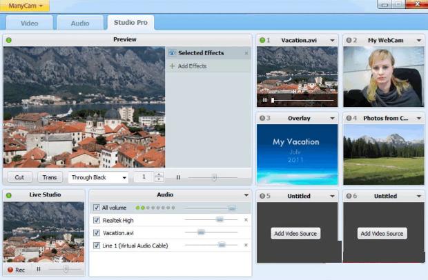 ManyCam Pro latest version
