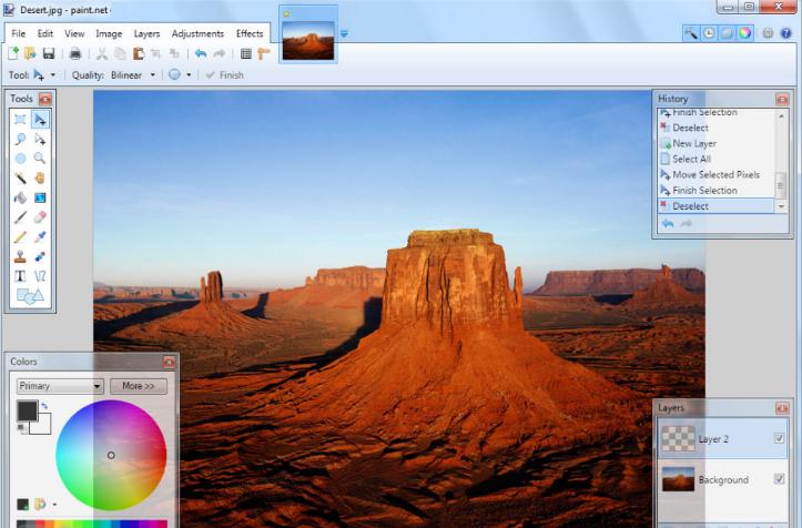 Paint.NET latest version