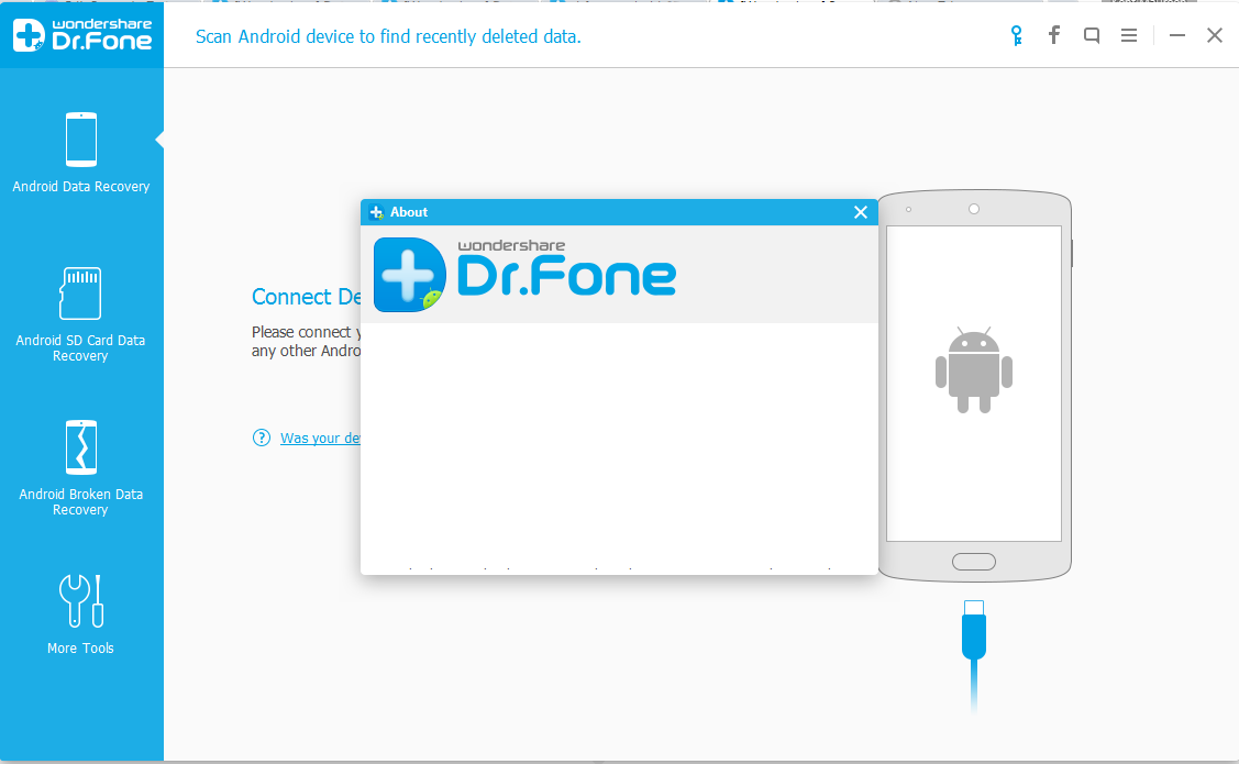 Wondershare Dr.Fone latest version