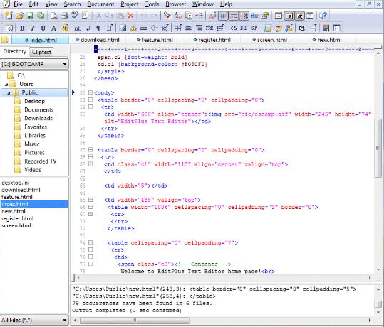 EditPlus latest version