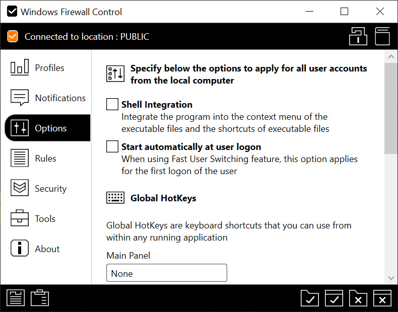Windows Firewall Control latest version