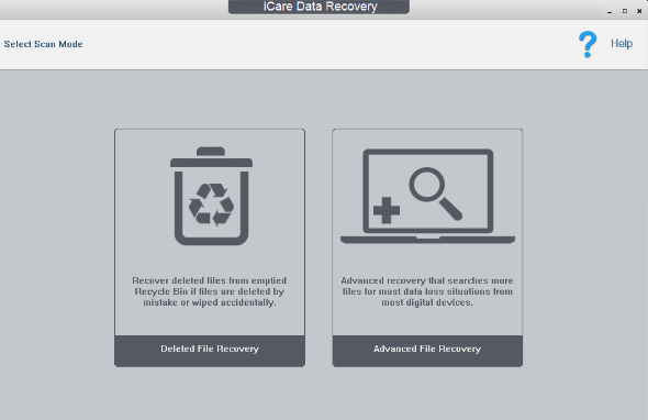 iCare Data Recovery Pro windows