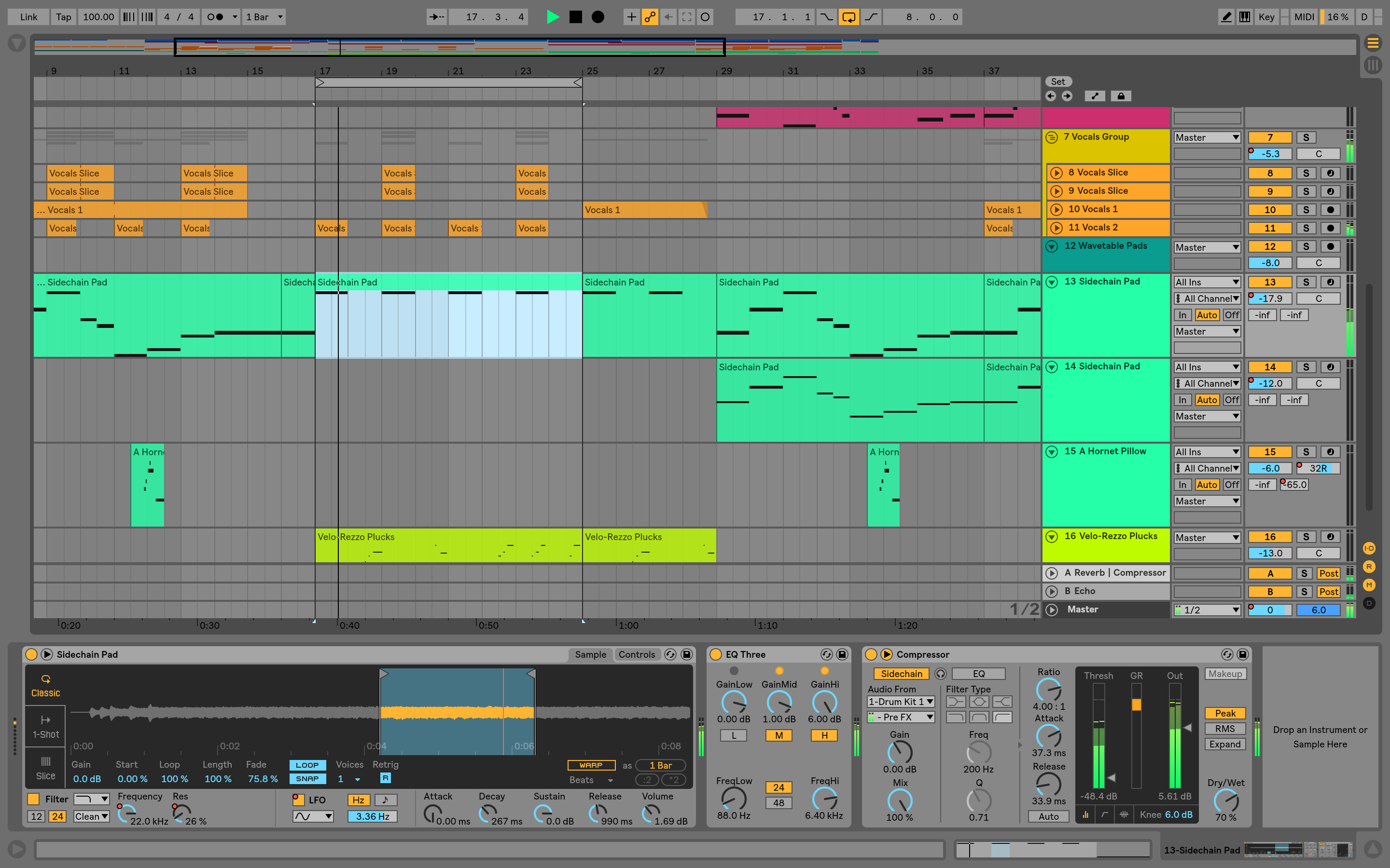 Ableton Live latest version