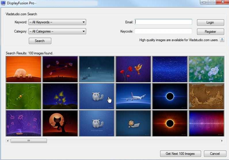 DisplayFusion PRO latest version