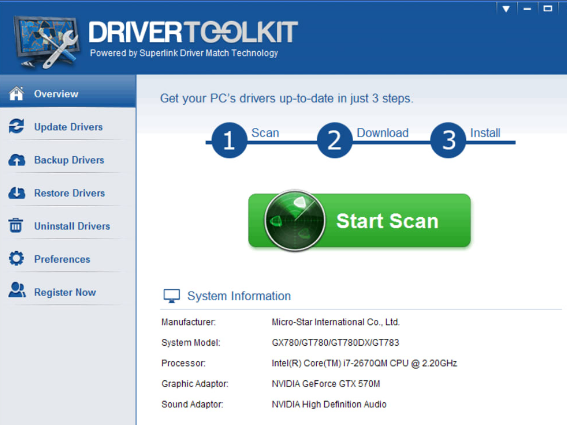Driver Toolkit windows
