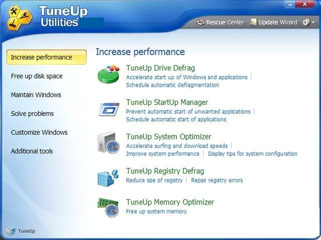 TuneUp Utilities latest version