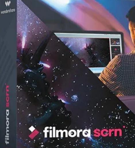 Wondershare Filmora Scrn