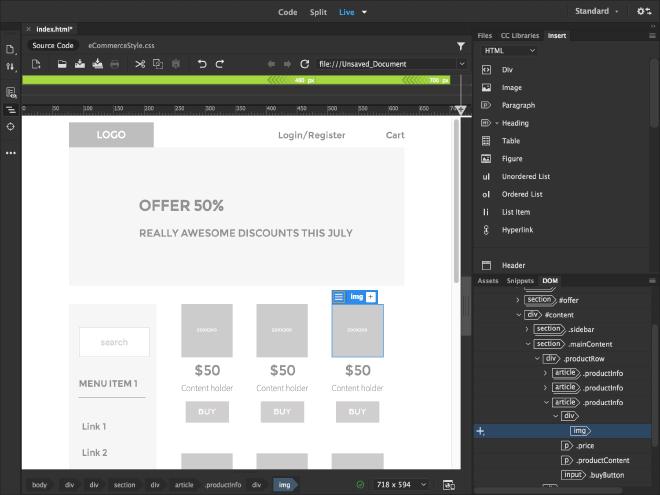 Adobe Dreamweaver CC latest version