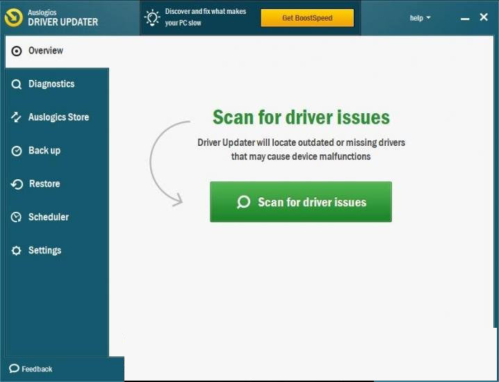 Auslogics Driver Updater latest version