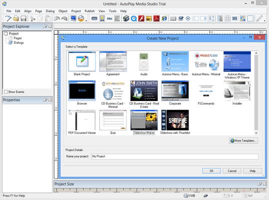 AutoPlay Media Studio latest version