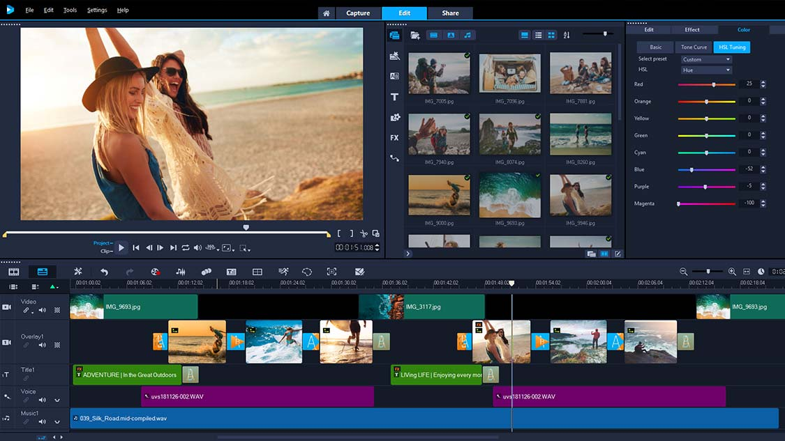 Corel VideoStudio latest version