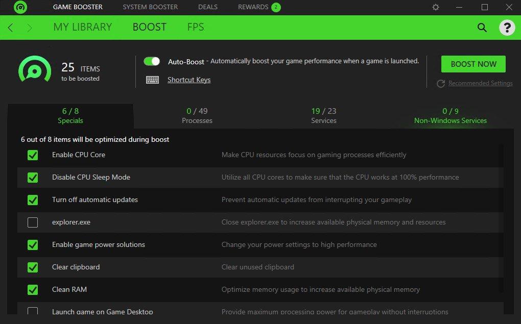 Razer Cortex latest version