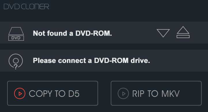 DVD Cloner windows