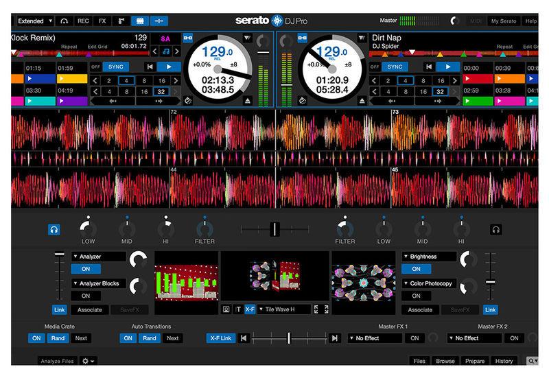 Serato DJ Pro latest version