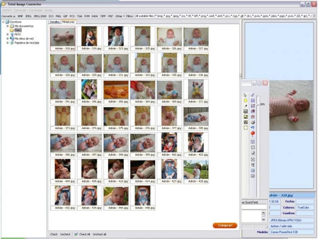 Total Image Converter latest version