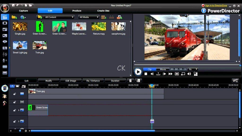 CyberLink PowerDirector latest version