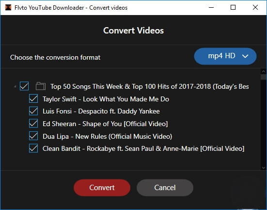 Flvto Youtube Downloader latest version