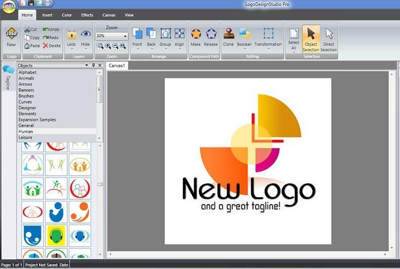 Logo Design Studio latest version