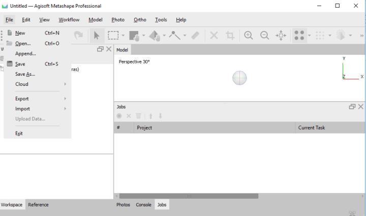 Agisoft Metashape Professional latest version