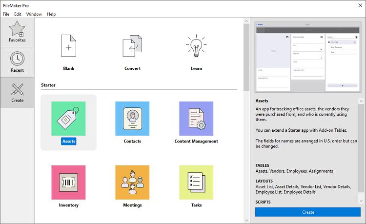 FileMaker Pro latest version