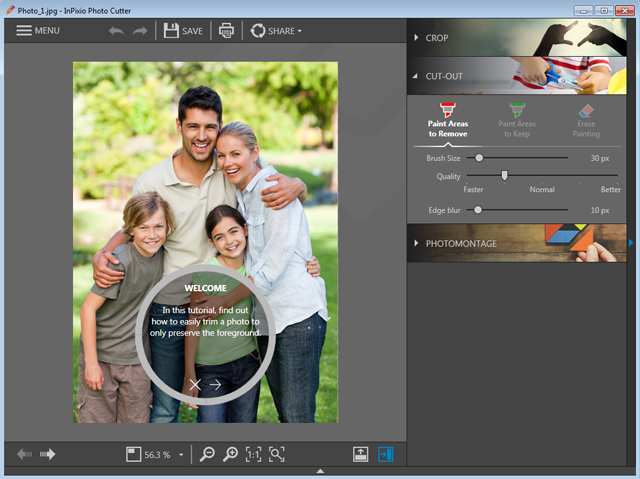 InPixio Photo Eraser latest version