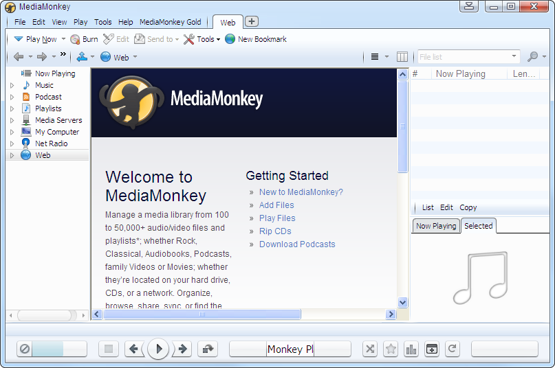 MediaMonkey Gold latest version
