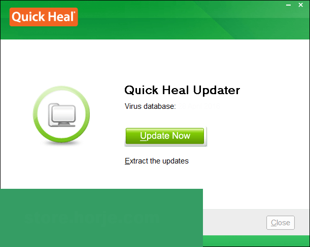 Quick Heal Virus Definitions latest version
