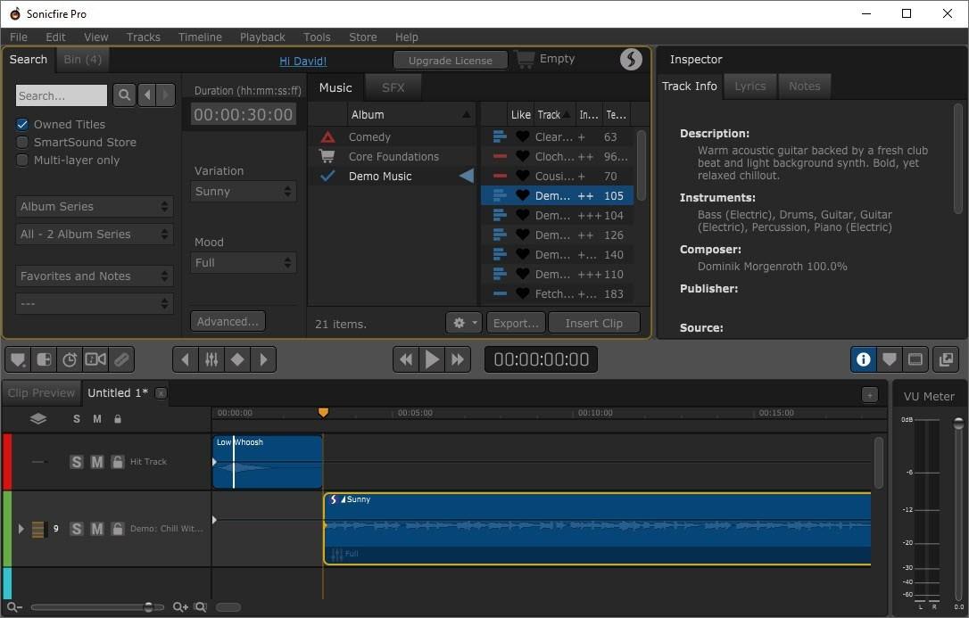SmartSound SonicFire Pro latest version