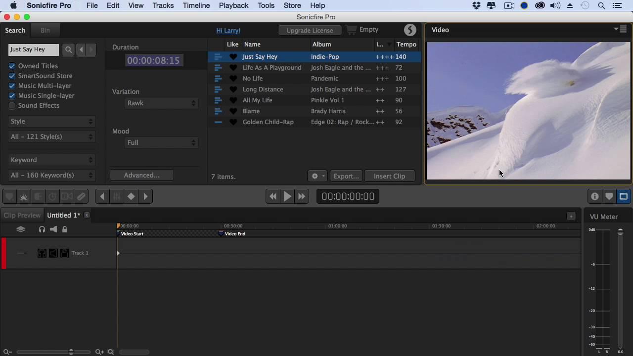 SmartSound SonicFire Pro windows
