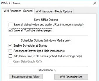 WM Recorder latest version