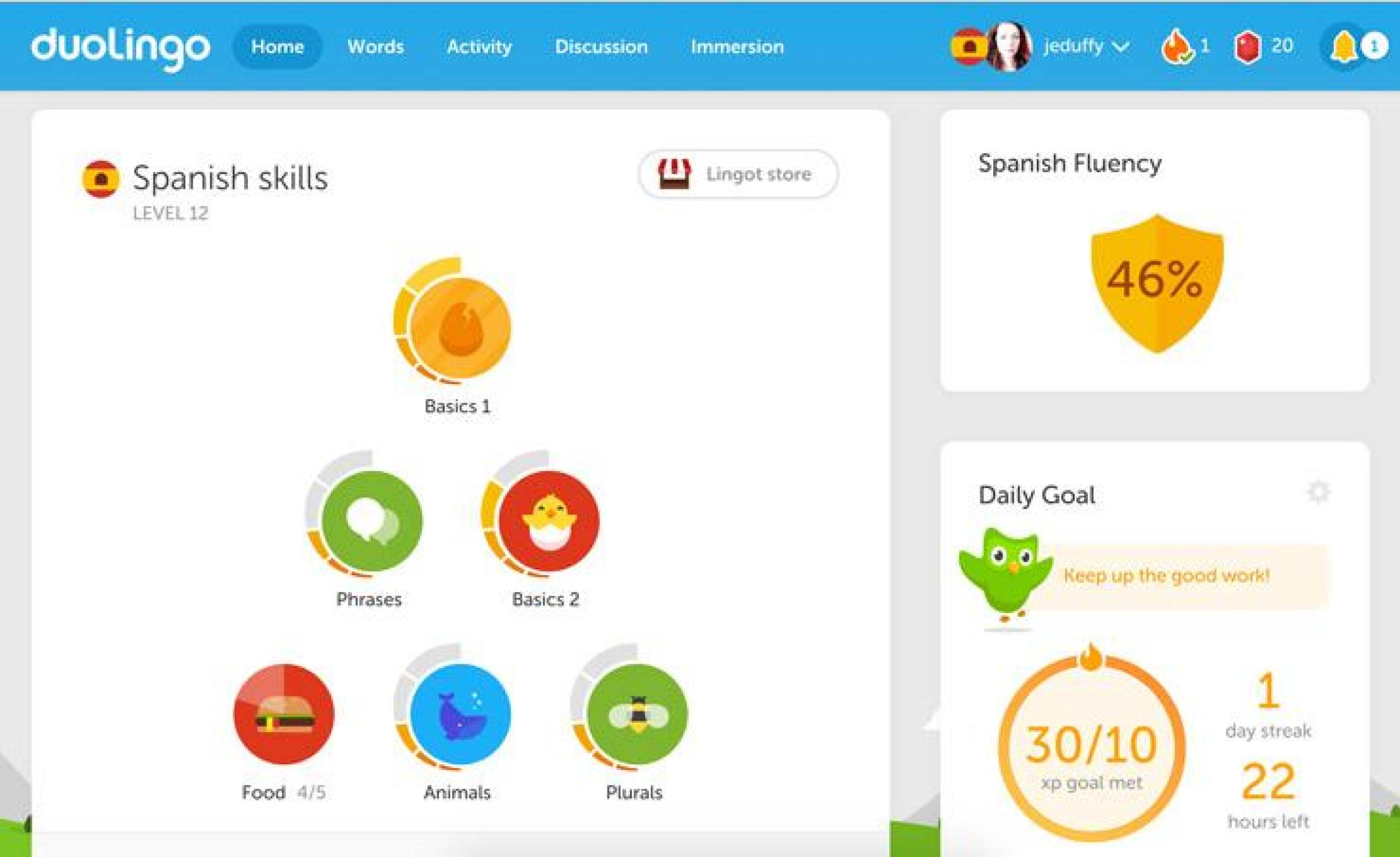 Duolingo windows