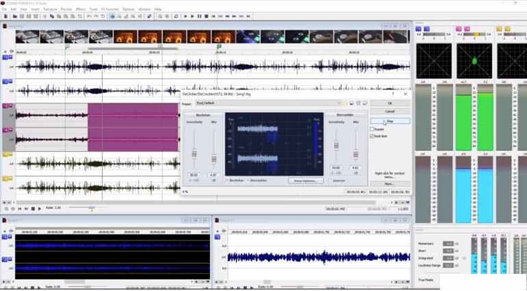 MAGIX Sound Forge Pro Suite latest version