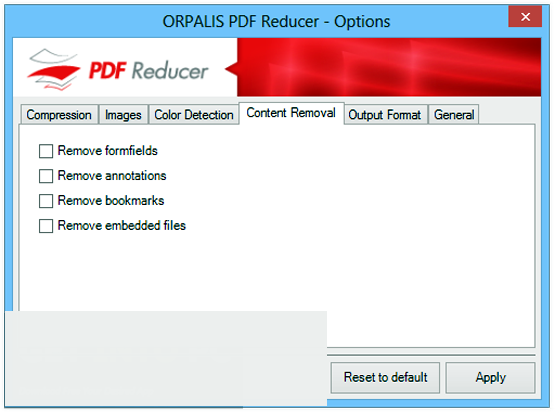 ORPALIS PDF Reducer Pro latest version